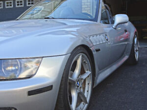 2000 BMW Z3 Roadster M package