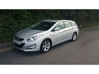 Hyundai i40 1.7TD Active Blue Drive CRD ESTATE**DIESEL**FSH**£30 TAX**76MPG**