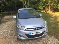 2012 Hyundai i10 1.2 Active 5dr