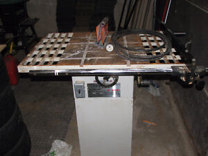 10 in. Shop grade table saw