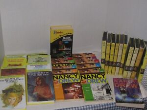 PERSONAL COLLECTION OF NANCY DREW BOOKS