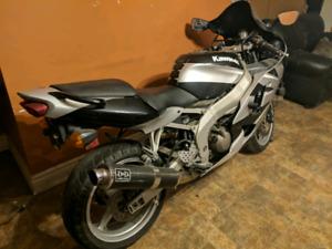 2000 Kawasaki zx6r ninja