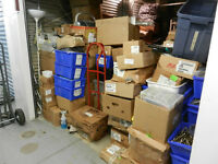 HUGE collection of new Auto Parts perfect resale or Parts Dept.