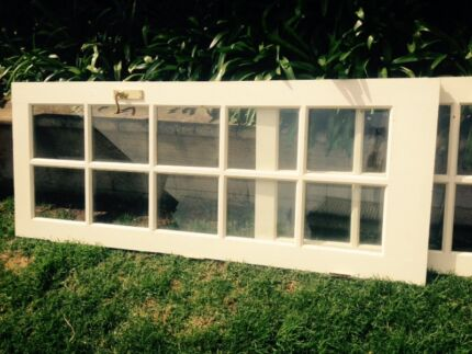 FRENCH DOOR SINGLE Kilkenny Charles Sturt Area Preview