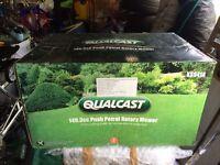 New Quacast 149.3cc petrol mower