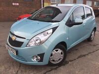 Chevrolet Spark 1.0 2012 LS 4 door Petrol Manual CAT D