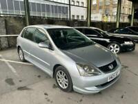 2005 (05) Honda Civic 1.6 VTEC Executive |Long MOT - Feb22 | Good Spec |
