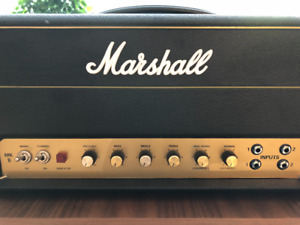 Marshall 1987x 50w Head and 1960TV Cabinet