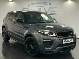 image for 2016 16 LAND ROVER RANGE ROVER EVOQUE 2.0 TD4 HSE DYNAMIC LUX 5D 177 BHP DIESEL