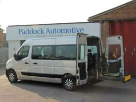 image for Renault Master MM33 BUSINESS PLUS DCI S/R P/V Wheelchair Accessible Vehicle