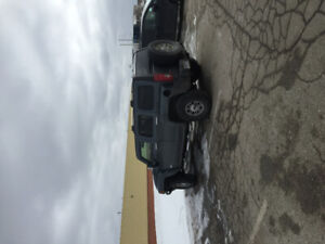 2007 HUMMER H3 SUV, Crossover etested