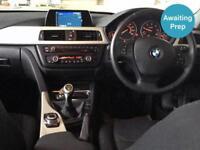 2014 BMW 3 SERIES 320d BluePerformance EffDynamics 4dr [Bus Media]