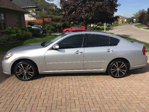 2006 Infiniti M35x Navi DVD AWD fully loaded Sedan