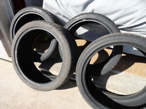 20 Inch Low Profile Tires 255/35ZR20
