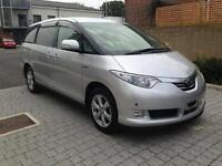 Toyota Estima 2008 ESTIMA 2.4 AUTO HYBRID 8 SEATER DVD/CAMERA FRESH IMPORT BIMTA