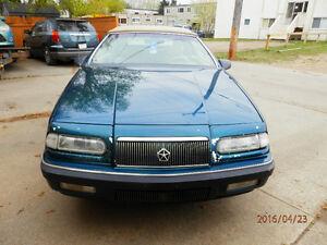 1993 Chrysler Lebaron LX Coupe (2 door)