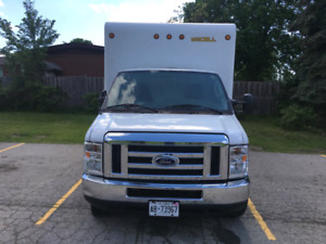 2009 - Ford E450 - Diesel - AS IS -