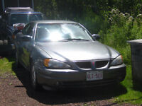 2003 Pontiac Grand Am SE 1 Sedan