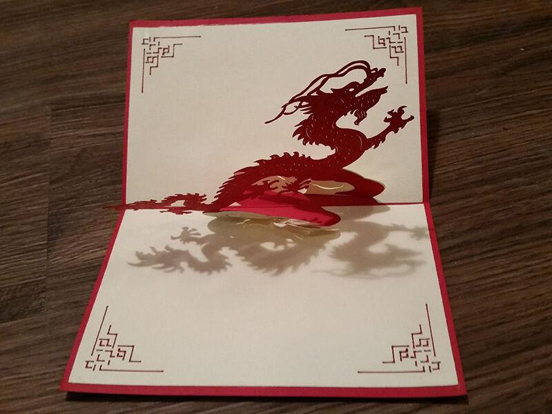 How to Make a Pop-up Dragon Card | eBay
