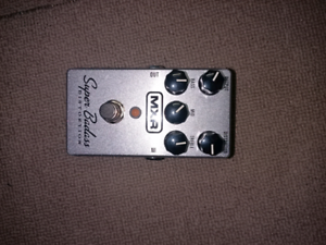 Mxr super badass distortion pedal Rockingham Rockingham Area Preview