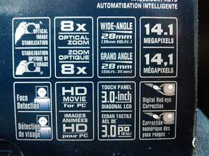 New in box-Panasonic DMC-FH22 14.1 MP Digital Camera w 8x Zoom Kingston Kingston Area image 6