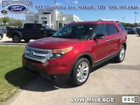 "2013 Ford Explorer ""XLT 4X4 LEATHER NAV""   - Low Mileage"