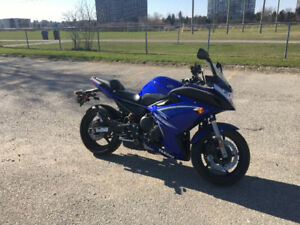 Great used Yamaha FZ 6R Motorcycle - Low km's!!  no falls, drops
