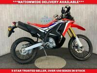 HONDA CRF250 CRF 250 RALLY ABS MODEL ONE OWNER 12 MONTH MOT 2018 18