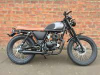 MUTT MONGREL 125 LEARNER LEGAL MOTORCYCLE
