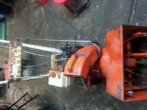 large selection of snow blowers serviced and ready to go Peterborough Peterborough Area image 3