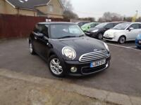 2013 Mini 1.6TD ( 90bhp ) ( Sport Chili ) One D