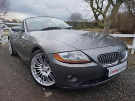 Bmw Z Series Z4 Roadster Convertible 3.0 Automatic Petrol