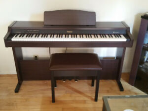Piano roland hp1 Digital 2004 comme neuf