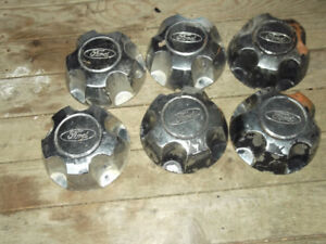 Ford Truck center caps - Lot of 6
