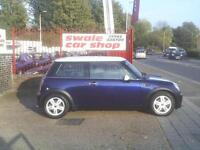 2005 05 Reg Mini Mini 1.6 Cooper ONLY 72000 MILES