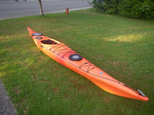 Wilderness Systems Tempest 17 Kayak