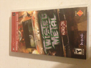 Psp twisted metal game