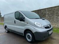 2013 Vauxhall Vivaro 2700 CDTI P/Van Panel Van Diesel Manual