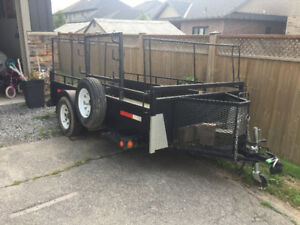 6 x 10 Utility Trailer (TRADE FOR CAR HAULER ONLY)