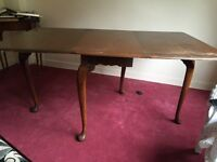 Vintage Dropleaf dinner table