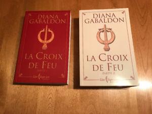 Livres Diana Gabaldon
