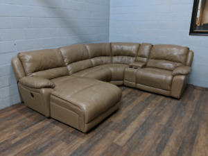 Cindy Crawford 'Marco'  U-shaped sectional. FREE DELIVERY