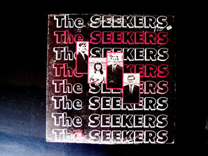 SEEKERS  original Collectible classic LP Record