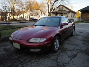 1996 Mazda MX-6 LS Coupe