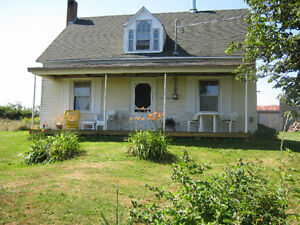 Character cottage in Tracadie, Nova Scotia