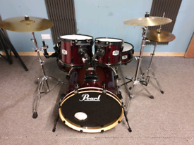 Pearl export drum kit | Drums for Sale - Gumtree
