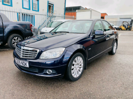 image for MERCEDES-BENZ C220 BLUEF-cy ELEGANCE AUTOMATIC 2009