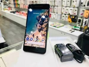 Google Pixel 2 64gb Black unlock warranty Tax Invoice