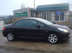 Peugeot 307CC GUARANTEED CAR FINANCE TODAY