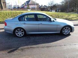 BMW 3 SERIES 318d M SPORT (blue) 2009